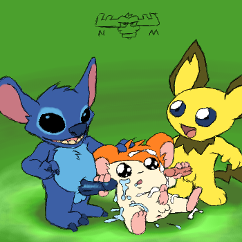 stitch lilo and experiment 420 Bendy and the ink machine inflation
