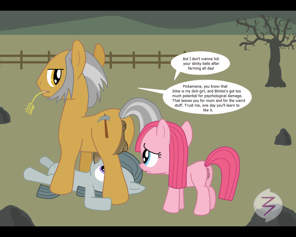 my sandwich little cheese pony pinkie pie and Maden no ou to vanadis
