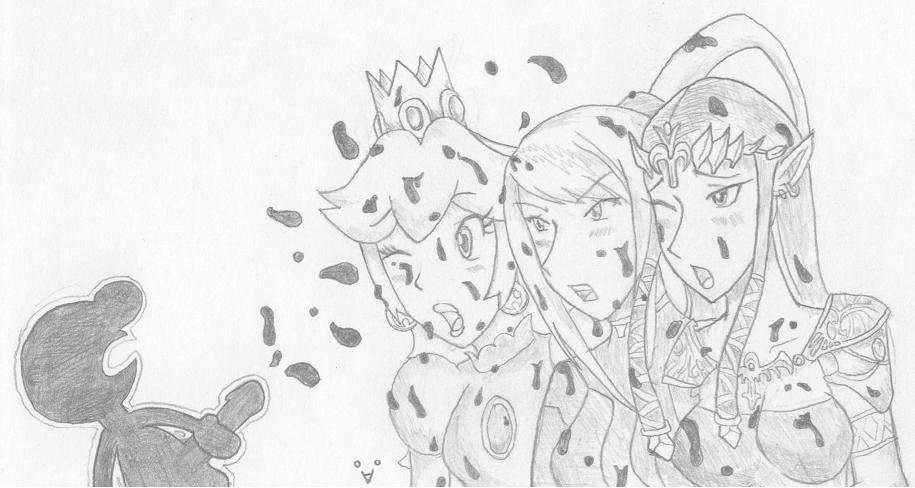 watch octopus mr and game One piece strong world nami