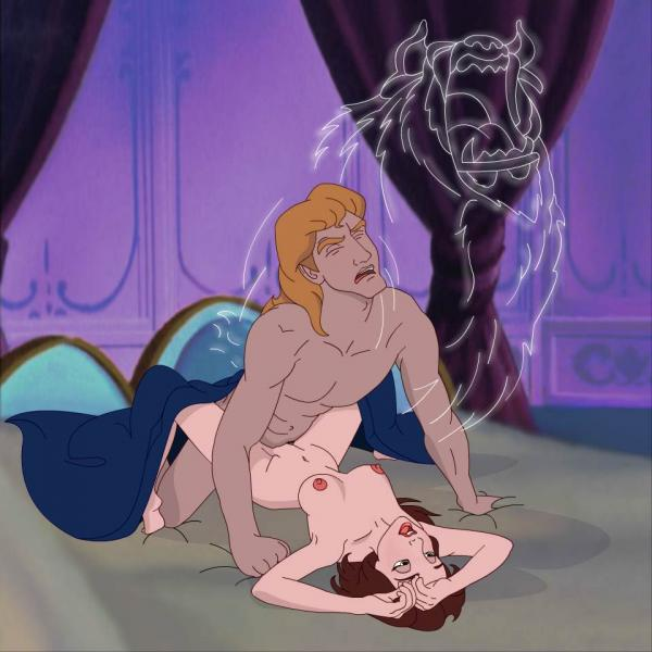the and beauty nude belle beast Sarah from ed edd and eddy