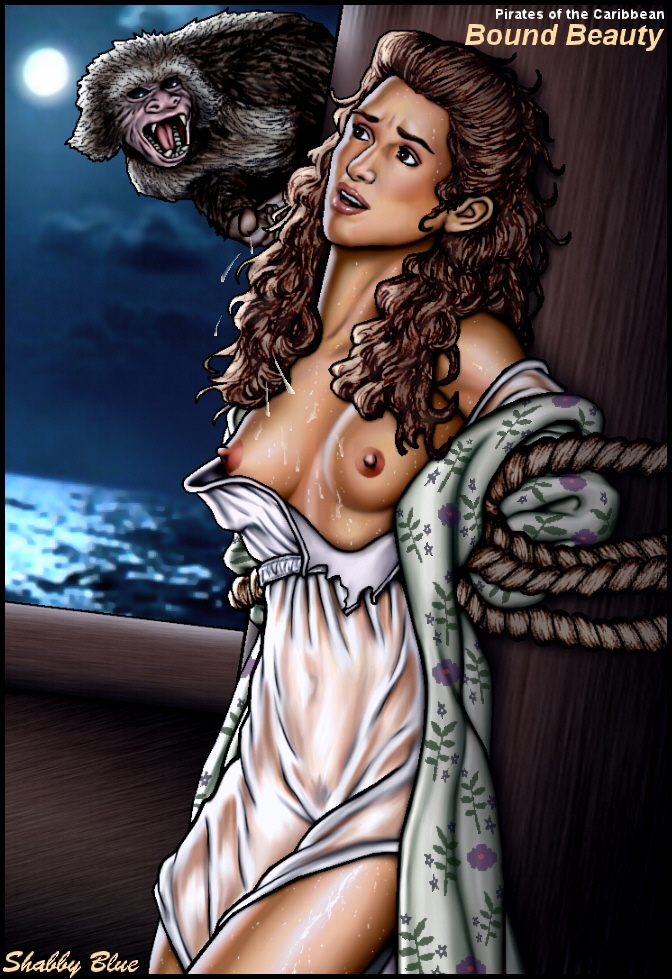 pirates the nude caribbean of My name is earl xxx