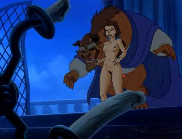 the belle beauty and beast nude Bendy and the ink machine hentai