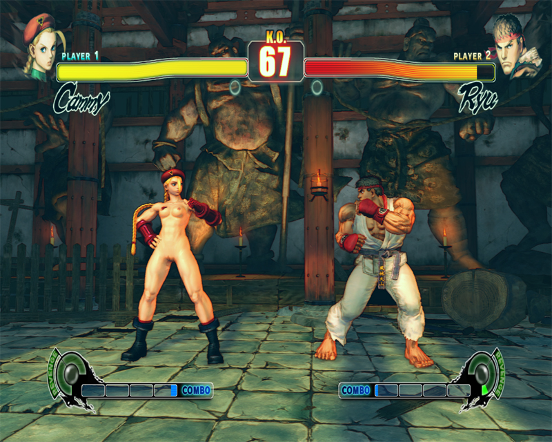 fighter nude 4 mod street How this all happened yiff