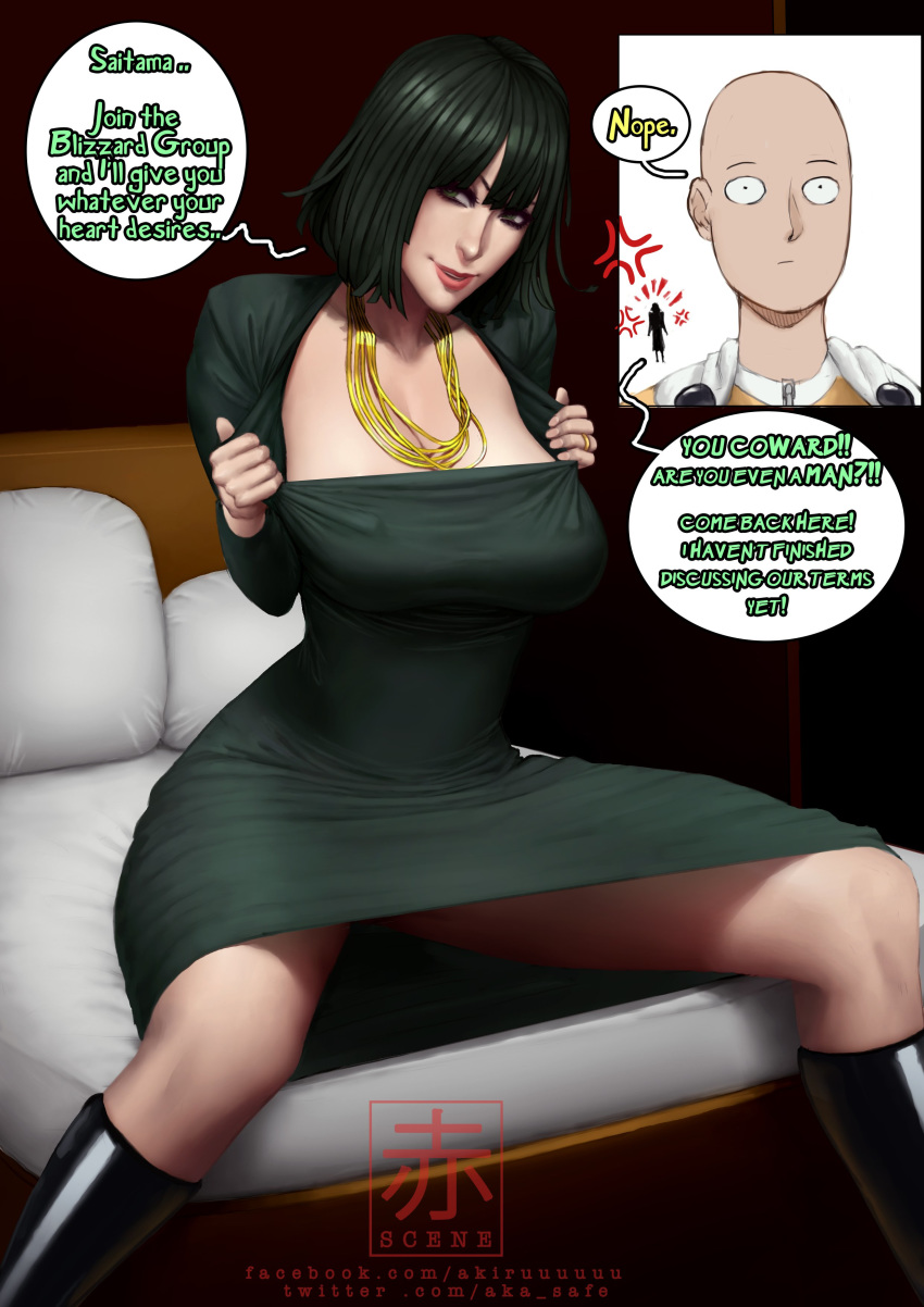 fubuki punch one saitama man x What if adventure time was a 3d anime naked